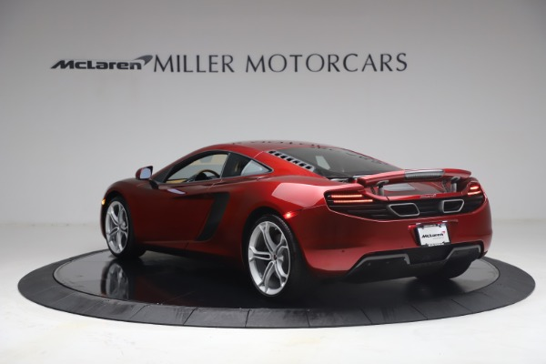 Used 2012 McLaren MP4-12C for sale Call for price at Maserati of Greenwich in Greenwich CT 06830 4