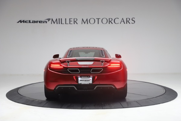 Used 2012 McLaren MP4-12C for sale Call for price at Maserati of Greenwich in Greenwich CT 06830 5