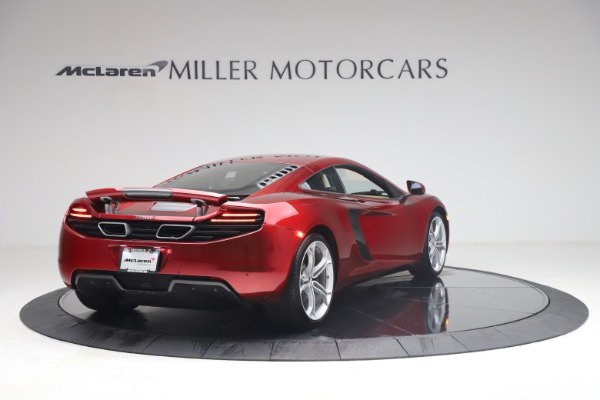 Used 2012 McLaren MP4-12C for sale Call for price at Maserati of Greenwich in Greenwich CT 06830 6