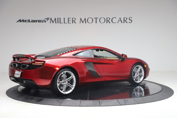 Used 2012 McLaren MP4-12C for sale Call for price at Maserati of Greenwich in Greenwich CT 06830 7