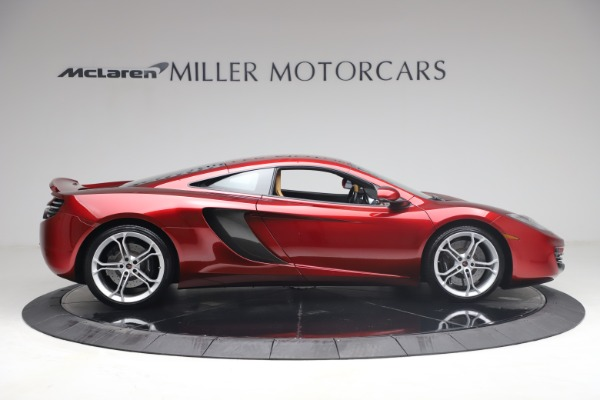 Used 2012 McLaren MP4-12C for sale Call for price at Maserati of Greenwich in Greenwich CT 06830 8