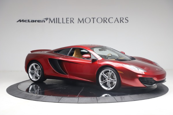 Used 2012 McLaren MP4-12C for sale Call for price at Maserati of Greenwich in Greenwich CT 06830 9
