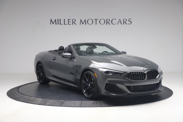 Used 2019 BMW 8 Series M850i xDrive for sale $99,900 at Maserati of Greenwich in Greenwich CT 06830 11
