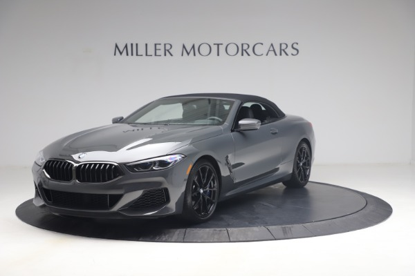 Used 2019 BMW 8 Series M850i xDrive for sale $99,900 at Maserati of Greenwich in Greenwich CT 06830 14