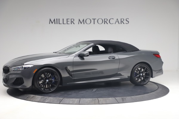 Used 2019 BMW 8 Series M850i xDrive for sale $99,900 at Maserati of Greenwich in Greenwich CT 06830 15