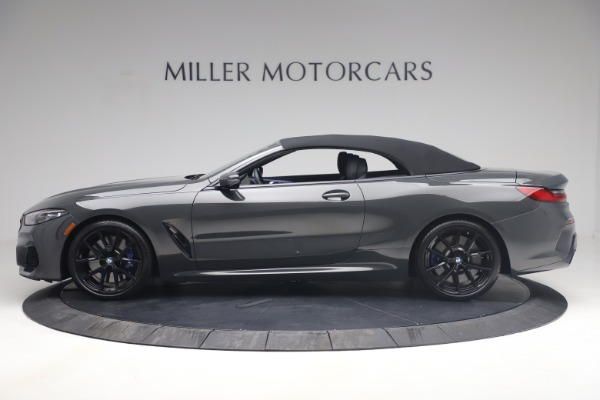 Used 2019 BMW 8 Series M850i xDrive for sale $99,900 at Maserati of Greenwich in Greenwich CT 06830 16