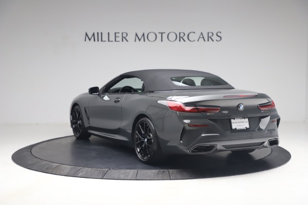 Used 2019 BMW 8 Series M850i xDrive for sale $99,900 at Maserati of Greenwich in Greenwich CT 06830 18