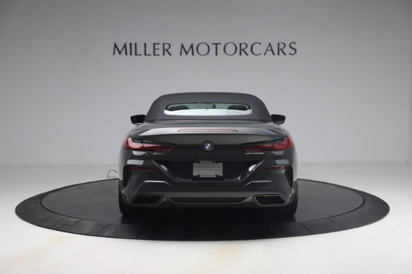 Used 2019 BMW 8 Series M850i xDrive for sale $99,900 at Maserati of Greenwich in Greenwich CT 06830 19