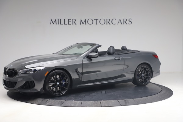 Used 2019 BMW 8 Series M850i xDrive for sale $99,900 at Maserati of Greenwich in Greenwich CT 06830 2