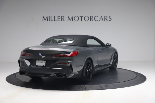 Used 2019 BMW 8 Series M850i xDrive for sale $99,900 at Maserati of Greenwich in Greenwich CT 06830 20