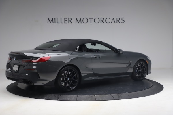 Used 2019 BMW 8 Series M850i xDrive for sale $99,900 at Maserati of Greenwich in Greenwich CT 06830 21
