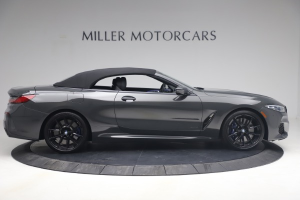 Used 2019 BMW 8 Series M850i xDrive for sale $99,900 at Maserati of Greenwich in Greenwich CT 06830 22