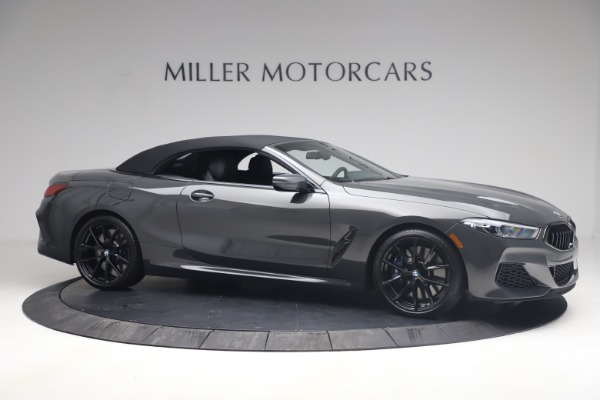 Used 2019 BMW 8 Series M850i xDrive for sale $99,900 at Maserati of Greenwich in Greenwich CT 06830 23