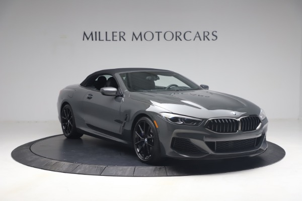 Used 2019 BMW 8 Series M850i xDrive for sale $99,900 at Maserati of Greenwich in Greenwich CT 06830 24