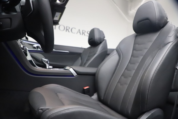 Used 2019 BMW 8 Series M850i xDrive for sale $99,900 at Maserati of Greenwich in Greenwich CT 06830 25