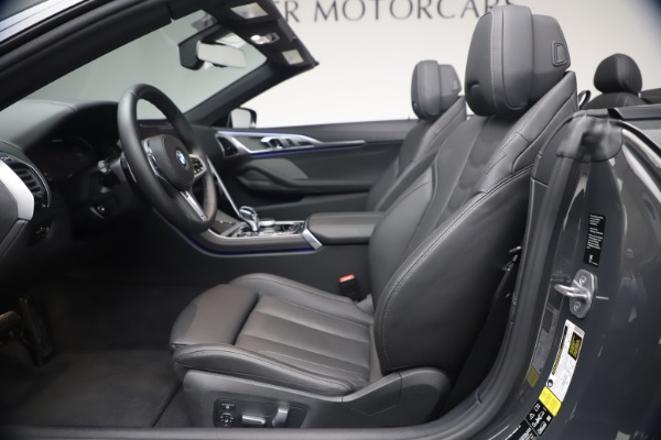 Used 2019 BMW 8 Series M850i xDrive for sale $99,900 at Maserati of Greenwich in Greenwich CT 06830 26