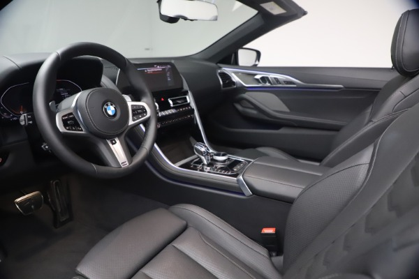 Used 2019 BMW 8 Series M850i xDrive for sale $99,900 at Maserati of Greenwich in Greenwich CT 06830 27