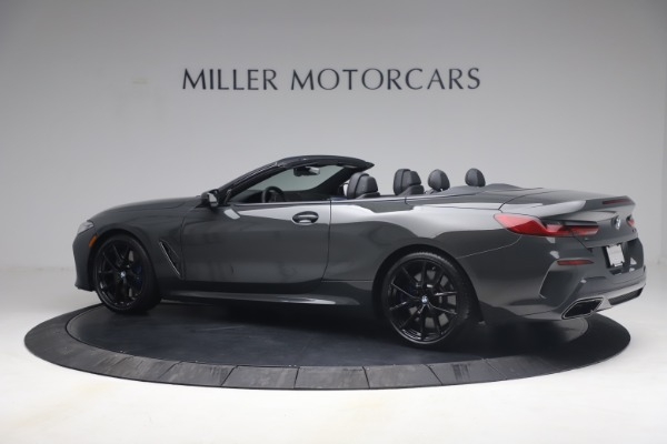 Used 2019 BMW 8 Series M850i xDrive for sale $99,900 at Maserati of Greenwich in Greenwich CT 06830 4