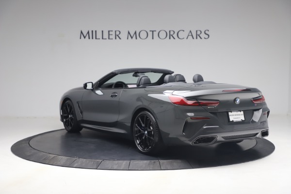 Used 2019 BMW 8 Series M850i xDrive for sale $99,900 at Maserati of Greenwich in Greenwich CT 06830 5