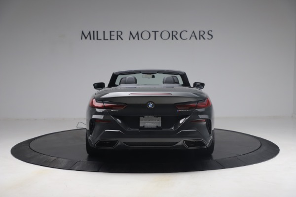 Used 2019 BMW 8 Series M850i xDrive for sale $99,900 at Maserati of Greenwich in Greenwich CT 06830 6