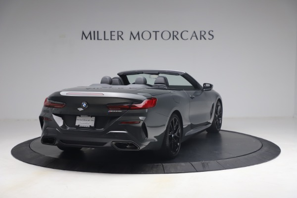 Used 2019 BMW 8 Series M850i xDrive for sale $99,900 at Maserati of Greenwich in Greenwich CT 06830 7