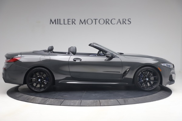 Used 2019 BMW 8 Series M850i xDrive for sale $99,900 at Maserati of Greenwich in Greenwich CT 06830 9