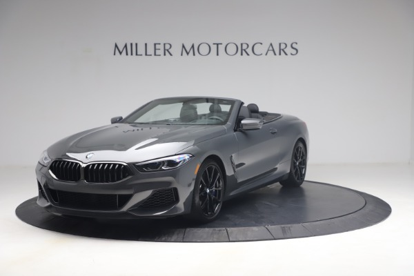 Used 2019 BMW 8 Series M850i xDrive for sale $99,900 at Maserati of Greenwich in Greenwich CT 06830 1