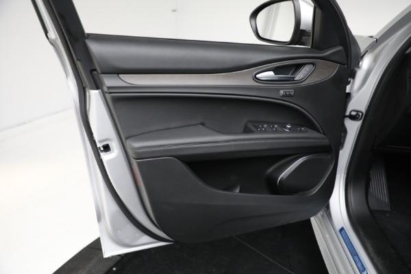New 2021 Alfa Romeo Stelvio Ti Q4 for sale Sold at Maserati of Greenwich in Greenwich CT 06830 12