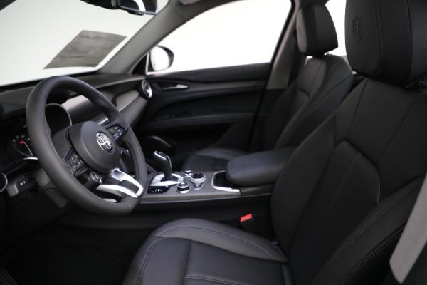 New 2021 Alfa Romeo Stelvio Ti Q4 for sale Sold at Maserati of Greenwich in Greenwich CT 06830 14