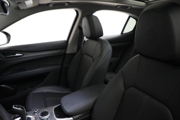New 2021 Alfa Romeo Stelvio Ti Q4 for sale Sold at Maserati of Greenwich in Greenwich CT 06830 15