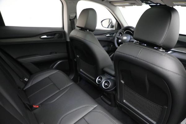 New 2021 Alfa Romeo Stelvio Ti Q4 for sale Sold at Maserati of Greenwich in Greenwich CT 06830 17