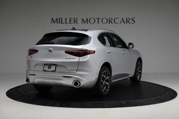 New 2021 Alfa Romeo Stelvio Ti Q4 for sale Sold at Maserati of Greenwich in Greenwich CT 06830 7
