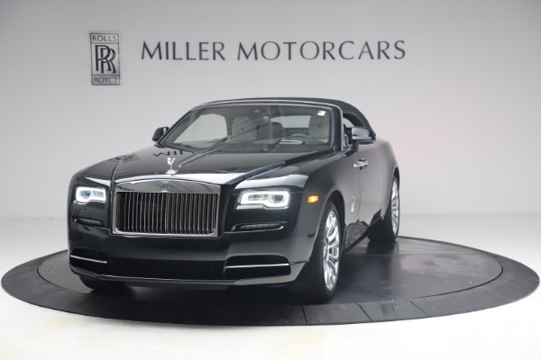 New 2021 Rolls-Royce Dawn for sale Call for price at Maserati of Greenwich in Greenwich CT 06830 14