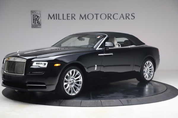 New 2021 Rolls-Royce Dawn for sale Call for price at Maserati of Greenwich in Greenwich CT 06830 15