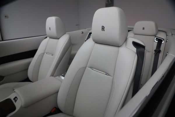 New 2021 Rolls-Royce Dawn for sale Call for price at Maserati of Greenwich in Greenwich CT 06830 25