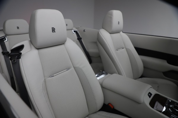 New 2021 Rolls-Royce Dawn for sale Call for price at Maserati of Greenwich in Greenwich CT 06830 26