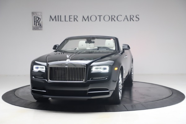 New 2021 Rolls-Royce Dawn for sale Call for price at Maserati of Greenwich in Greenwich CT 06830 3