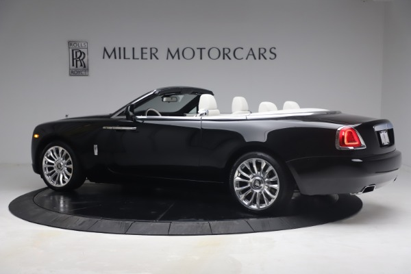New 2021 Rolls-Royce Dawn for sale Call for price at Maserati of Greenwich in Greenwich CT 06830 5
