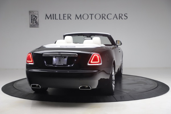 New 2021 Rolls-Royce Dawn for sale Call for price at Maserati of Greenwich in Greenwich CT 06830 8