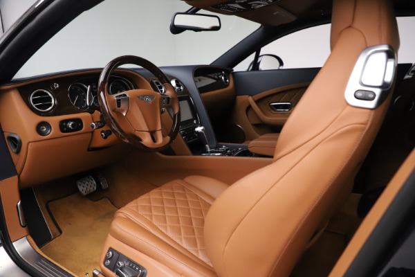 Used 2017 Bentley Continental GT V8 S for sale Sold at Maserati of Greenwich in Greenwich CT 06830 17