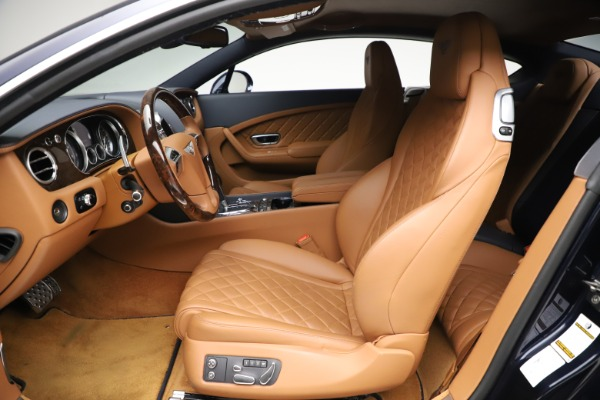 Used 2017 Bentley Continental GT V8 S for sale Sold at Maserati of Greenwich in Greenwich CT 06830 18