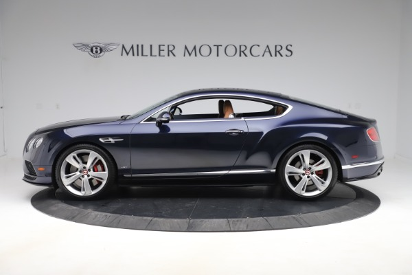 Used 2017 Bentley Continental GT V8 S for sale Sold at Maserati of Greenwich in Greenwich CT 06830 2