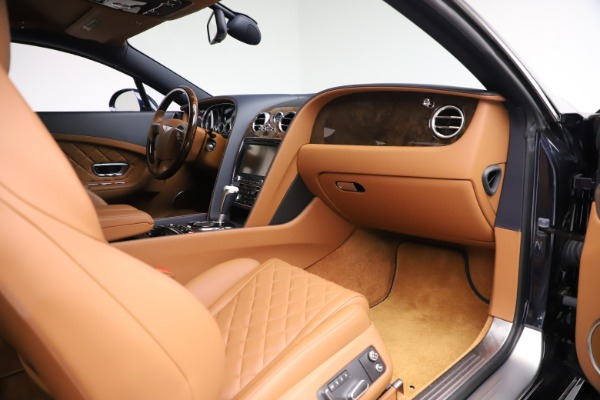 Used 2017 Bentley Continental GT V8 S for sale Sold at Maserati of Greenwich in Greenwich CT 06830 23