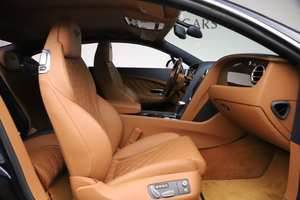 Used 2017 Bentley Continental GT V8 S for sale Sold at Maserati of Greenwich in Greenwich CT 06830 24