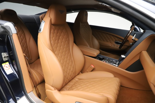 Used 2017 Bentley Continental GT V8 S for sale Sold at Maserati of Greenwich in Greenwich CT 06830 25