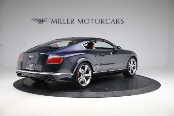 Used 2017 Bentley Continental GT V8 S for sale $146,900 at Maserati of Greenwich in Greenwich CT 06830 7