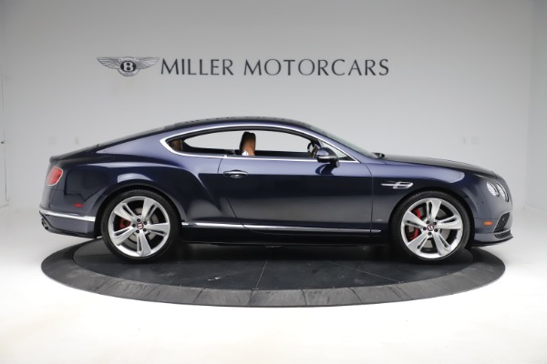 Used 2017 Bentley Continental GT V8 S for sale Sold at Maserati of Greenwich in Greenwich CT 06830 8