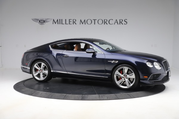 Used 2017 Bentley Continental GT V8 S for sale $146,900 at Maserati of Greenwich in Greenwich CT 06830 9