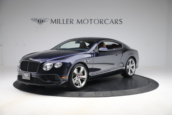Used 2017 Bentley Continental GT V8 S for sale $146,900 at Maserati of Greenwich in Greenwich CT 06830 1
