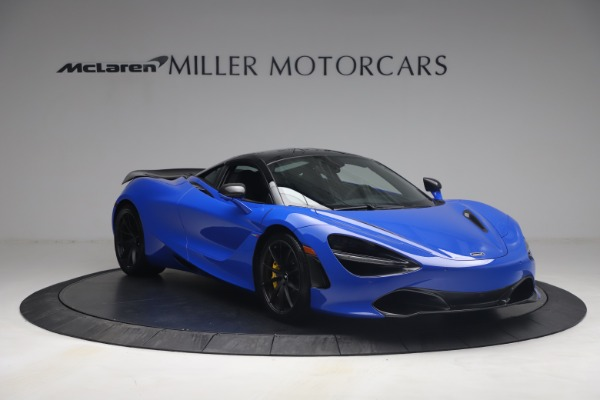 Used 2020 McLaren 720S Performace for sale $334,990 at Maserati of Greenwich in Greenwich CT 06830 10